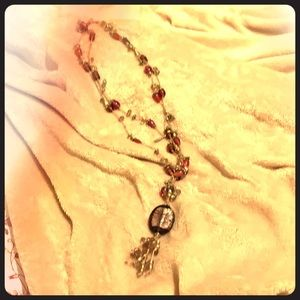 Vintage hand made necklace